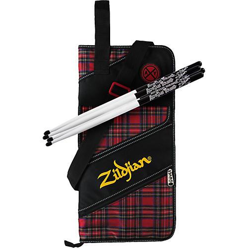 Zildjian Adrian Young Stickbag with 2 Pair Signature Sticks