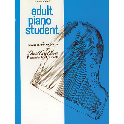 Alfred Adult Piano Student Level 1
