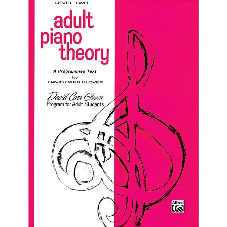 AlfredAdult Piano Theory Level 2