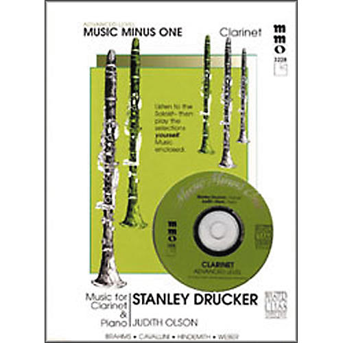 Hal Leonard Advanced Clarinet Solos, vol. III