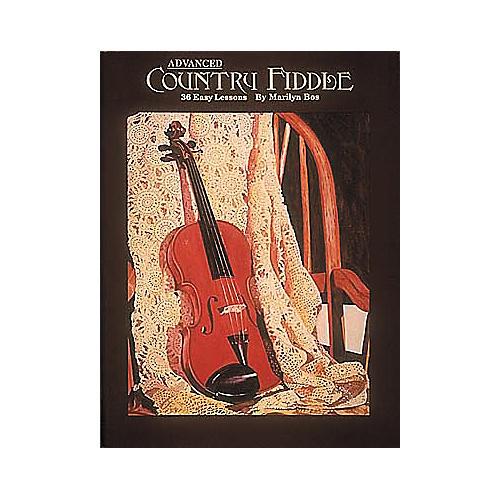 Hal Leonard Advanced Country Fiddle