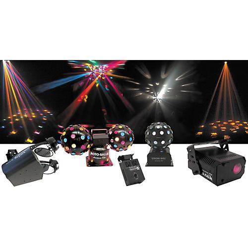 American DJ Advanced Effects Light Pack