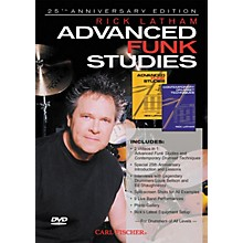 Carl Fischer Advanced Funk Studies for Drums (DVD)