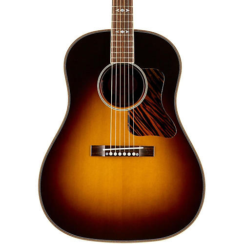 Gibson Advanced Jumbo Herringbone Limited Edition Acoustic-Electric Guitar-thumbnail