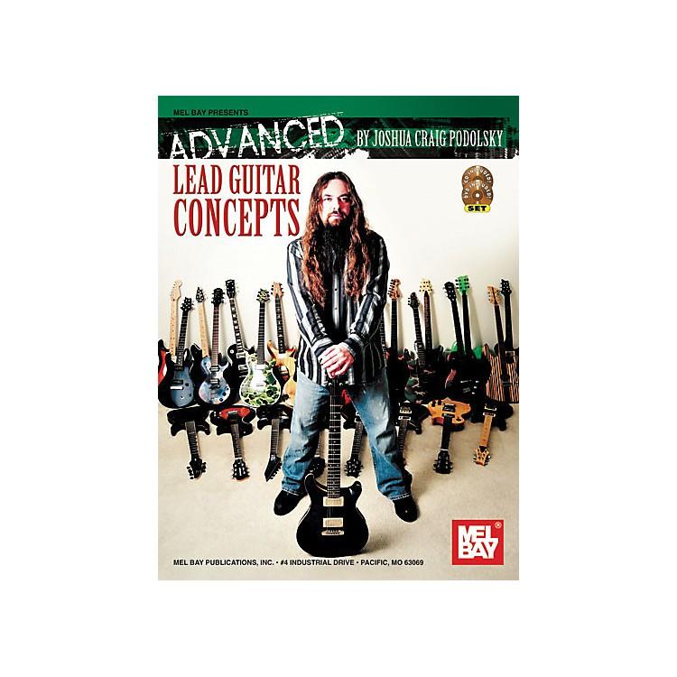 Mel BayAdvanced Lead Guitar Concepts Book/CD/DVD