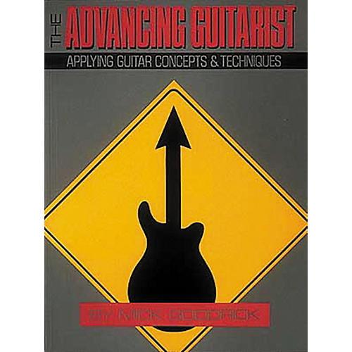 Hal Leonard Advancing Guitarist Book