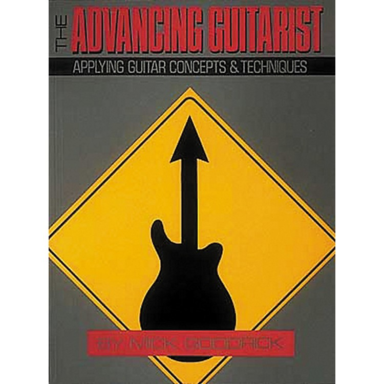 Hal LeonardAdvancing Guitarist Book