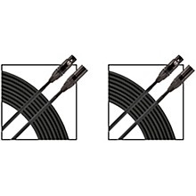 Livewire Advantage Microphone Cable 2 Pack - 25 ft.