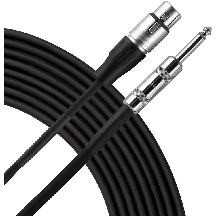 Live WireAdvantage P2H Hi Z Microphone Cable20 Foot