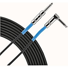 "Livewire Advantage Series 1/4"" Angled - Straight Instrument Cable 1 ft."
