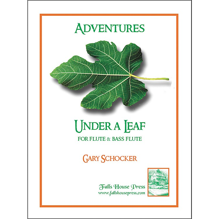 Carl Fischer Adventures Under a Leaf Book