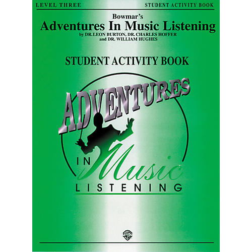 Alfred Adventures in Music Listening Level 3 Student Activity Book