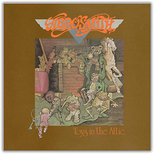 Aerosmith toys in the attic album for the