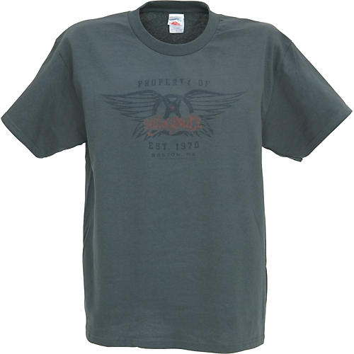 Gear One Aerosmith Athletic Logo Men's T-Shirt