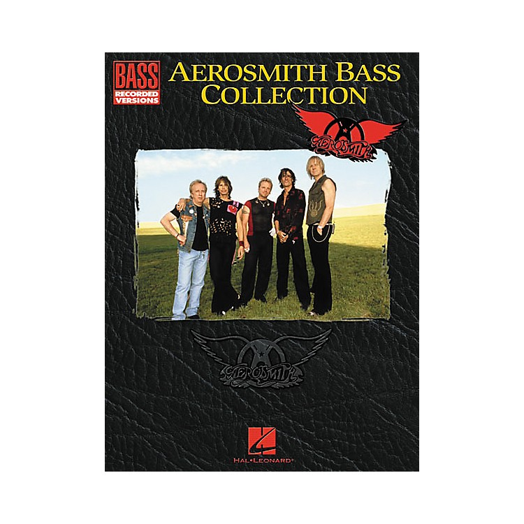 Hal Leonard Aerosmith Collection Bass Guitar Tab Songbook
