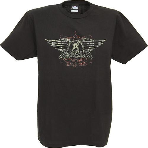 Gear One Aerosmith Faded Wings T-Shirt-thumbnail