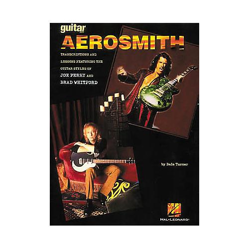 Hal Leonard Aerosmith Guitar School Book