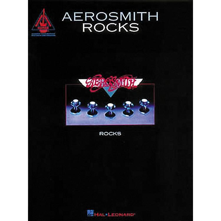 Hal LeonardAerosmith Rocks Guitar Tab Songbook