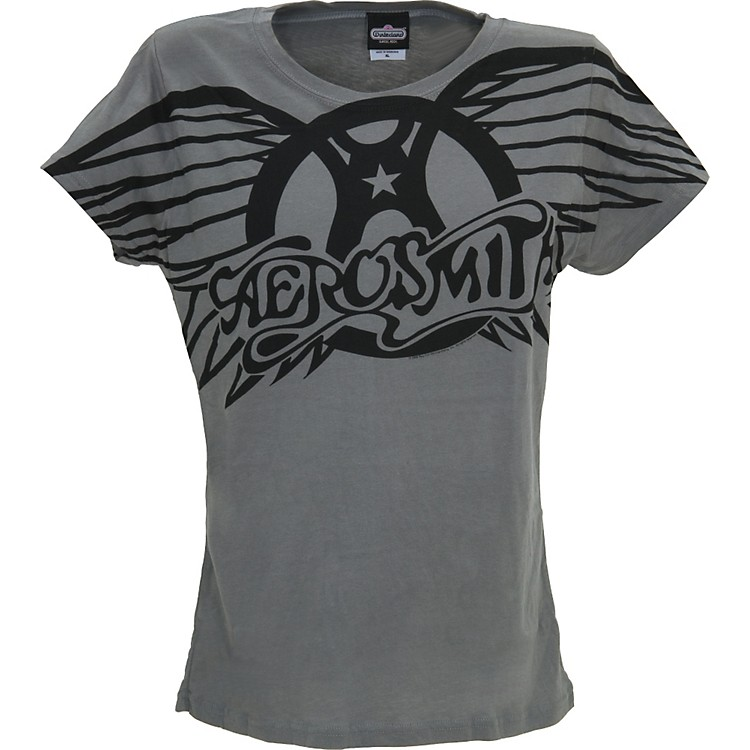 Gear One Aerosmith Winged Logo Women's T-Shirt