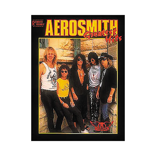 Hal Leonard Aerosmith's Greatest Hits Guitar Tab Songbook