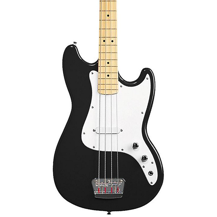 Squier Affinity Series Bronco Bass Guitar Black