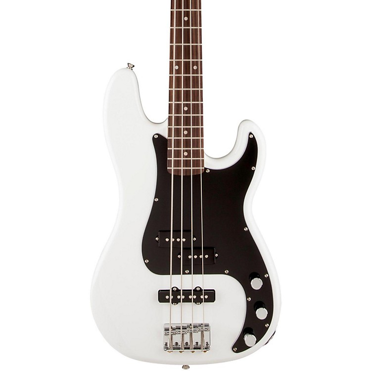 Squier Affinity Series Precision Bass PJ, Rosewood Fingerboard Metallic Red Rosewood Fingerboard