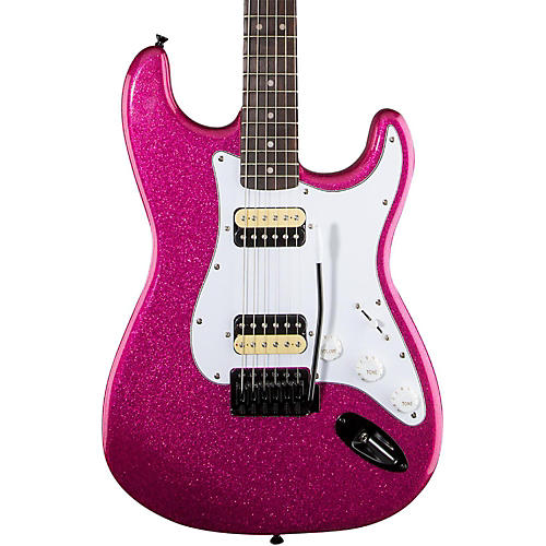 Squier Affinity Series Stratocaster HH with Tremolo Electric Guitar-thumbnail