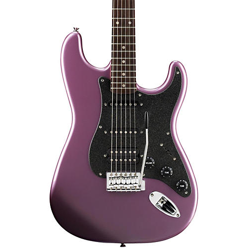 Squier Affinity Stratocaster HSS Electric Guitar with Rosewood Fingerboard Burgundy Mist Rosewood Fingerboard