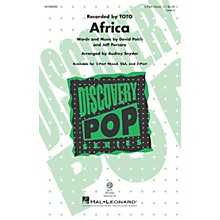 Hal Leonard Africa (Discovery Level 2 VoiceTrax CD) VoiceTrax CD by Toto Arranged by Audrey Snyder