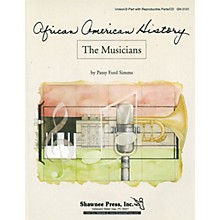 Shawnee Press African American History: The Musicians composed by Patsy Ford Simms