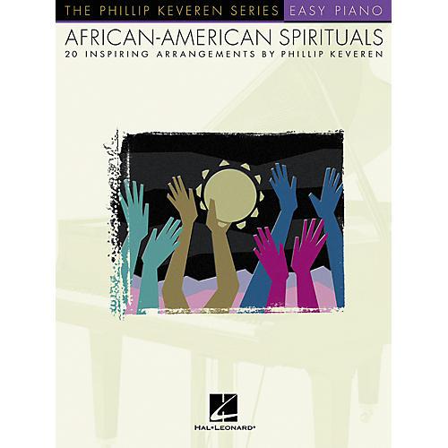 Hal Leonard African American Spirituals (20 Inspiring Arrangements) For Easy Piano