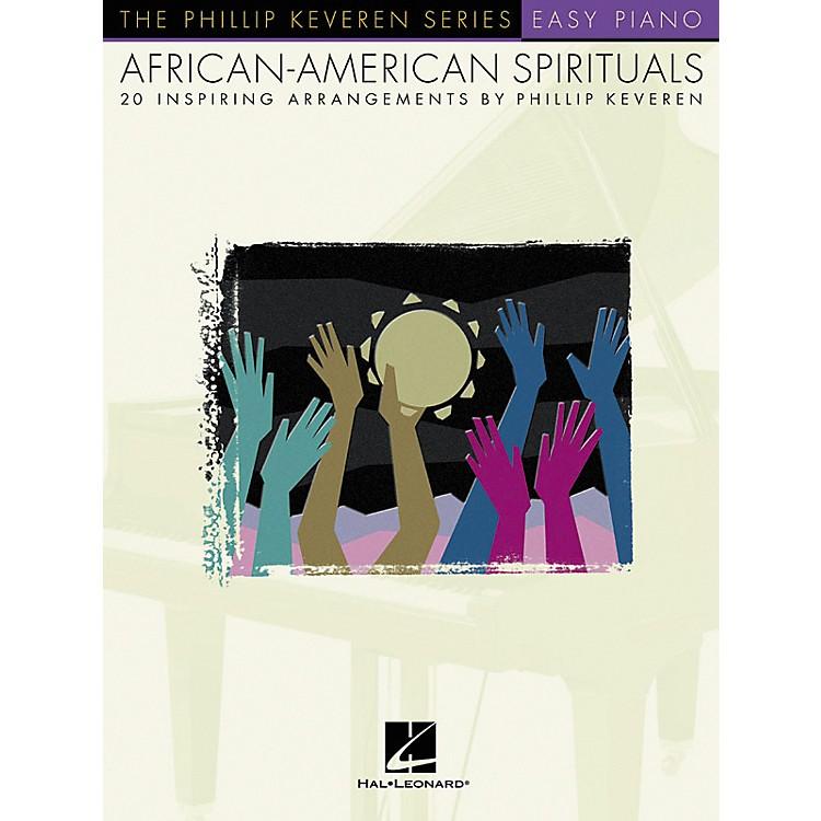 Hal LeonardAfrican American Spirituals (20 Inspiring Arrangements) For Easy Piano