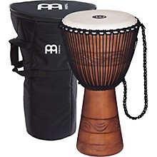 Open Box Meinl African Djembe with Bag