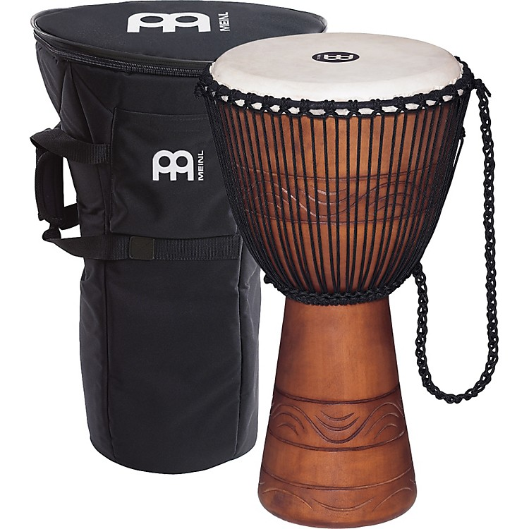 Meinl African Djembe with Bag Medium