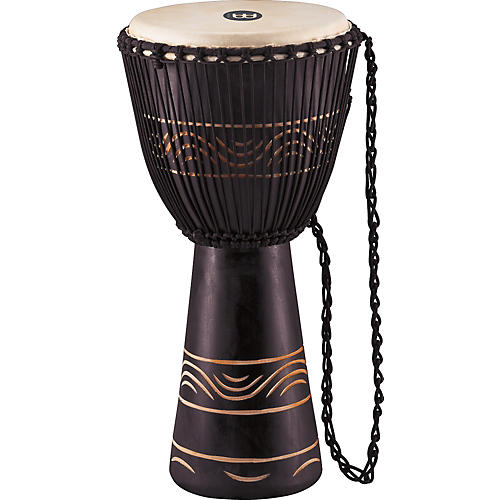 Meinl African Style Rope Tuned Djembe with Bag