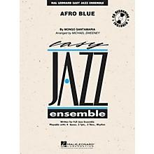Hal Leonard Afro Blue Jazz Band Level 2 by John Coltrane Arranged by Michael Sweeney