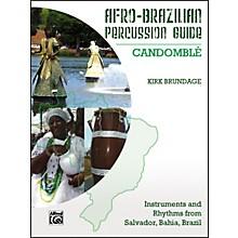 Alfred Afro-Brazilian Percussion Guide Book 3: Candombl