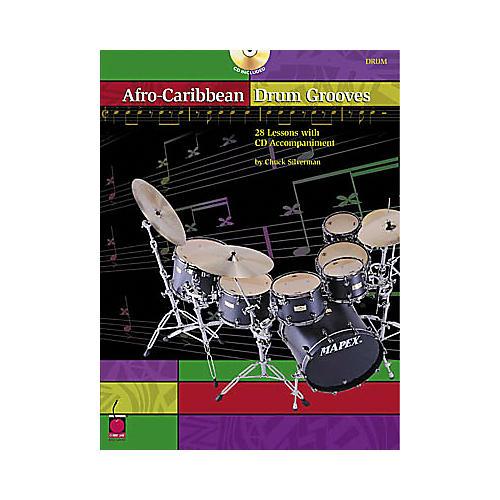 Hal Leonard Afro-Caribbean Drum Grooves (Book/CD)
