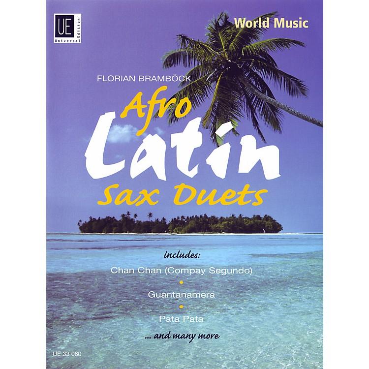 Theodore PresserAfro-Latin Sax Duets (Book + Sheet Music)