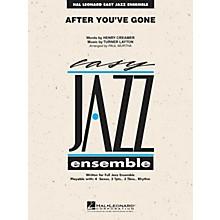 Hal Leonard After You've Gone Jazz Band Level 2 Arranged by Paul Murtha