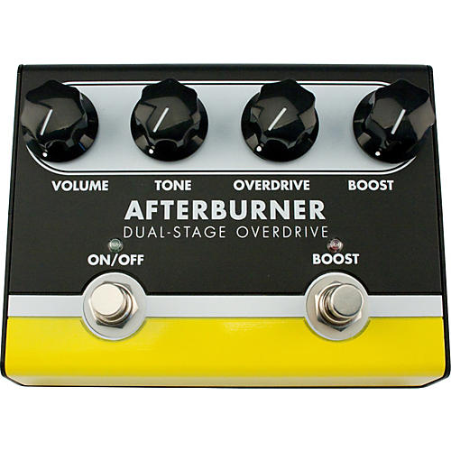 Jet City Amplification Afterburner Distortion Guitar Effects Pedal-thumbnail