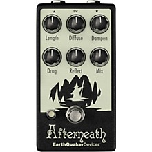 Open BoxEarthQuaker Devices Afterneath V2 Otherworldly Reverberation Machine