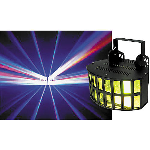 American DJ Aggressor Tri LED Effect Light