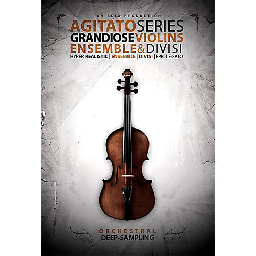 8DIO Productions Agitato Series: Grandiose Violins-thumbnail