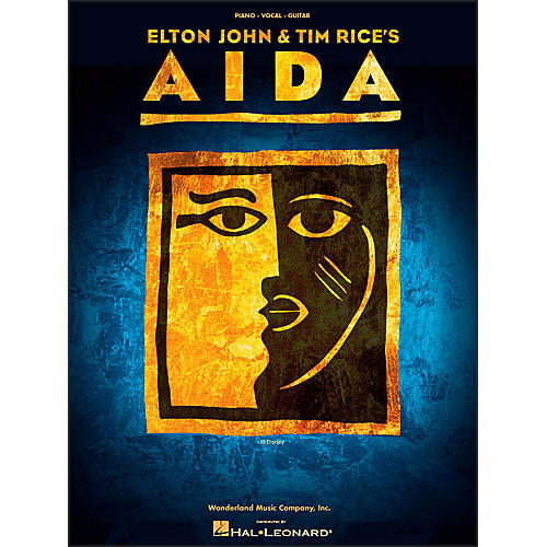 Hal Leonard Aida Vocal Selections-thumbnail