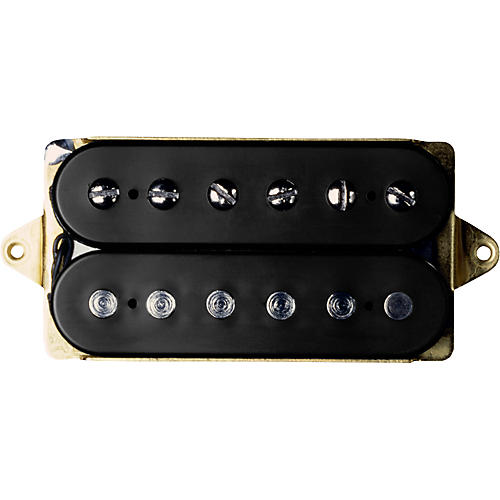 DiMarzio Air Zone DP192 Humbucker Electric Guitar Pickup Black F-Spaced