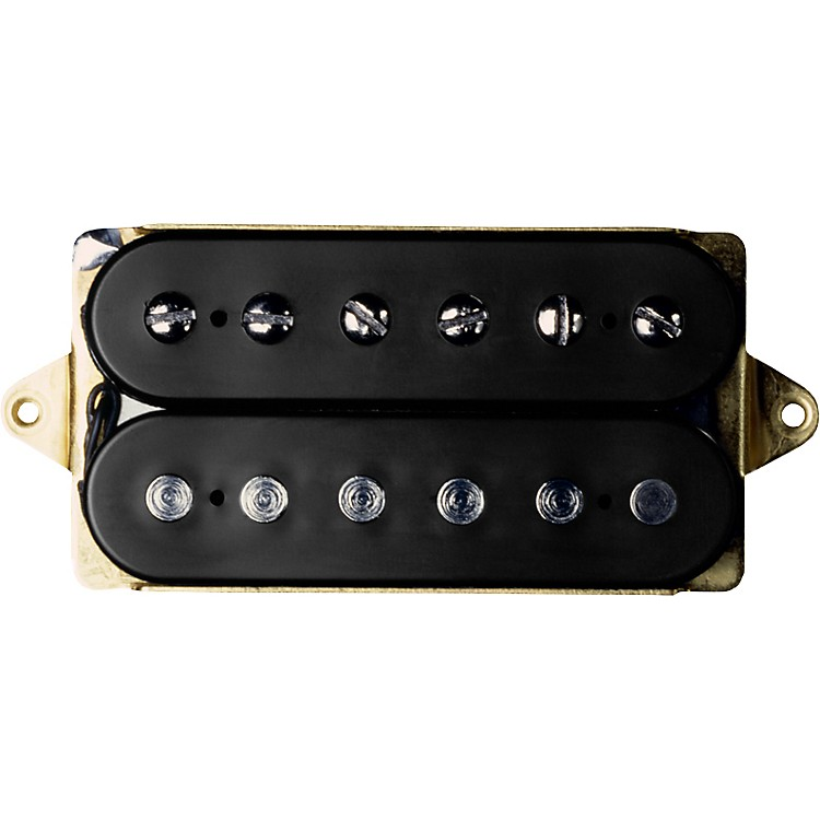DiMarzio Air Zone DP192 Humbucker Electric Guitar Pickup Black Standard Space