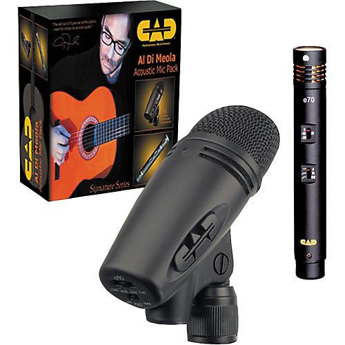 CAD Al Di Meola Acoustic Mic Pack