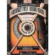Hal Leonard Al DiMeola Presents The Ultimate First Guitar Book