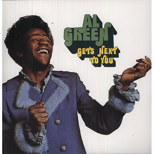 Alliance Al Green - Gets Next to You